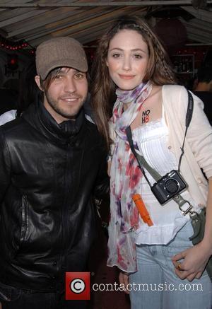Pete Wentz and Emmy Rossum