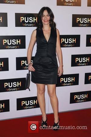Maggie Siff Los Angeles Premiere of 'Push' held at the Mann Village Theatre - Arrivals Westwood, California - 29.01.09