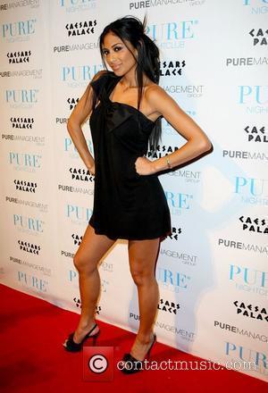 Nicole Scherzinger and Pussycat Dolls