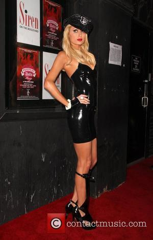 Hostess Paris Hilton and Pussycat Dolls