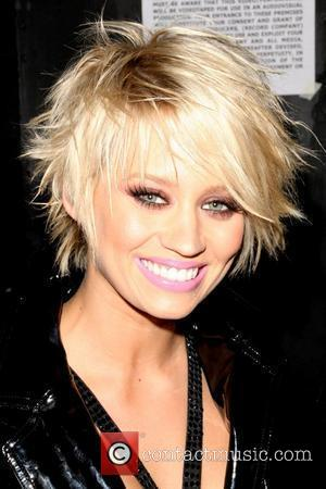 Kimberly Wyatt The Pussycat Dolls special performance at the Viper Room - Arrivals Los Angeles, California - 23.11.08