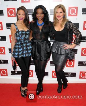 Amelle Berrabah, Heidi Range and Keisha Buchanan