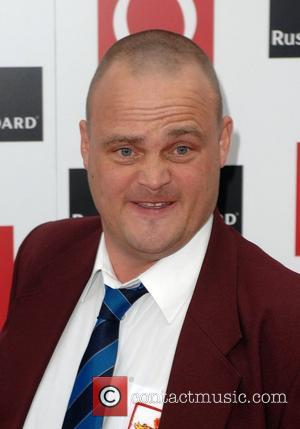 Al Murray  The 2008 Q Awards at the Grosvenor House Hotel - Arrivals London, England - 06.10.08