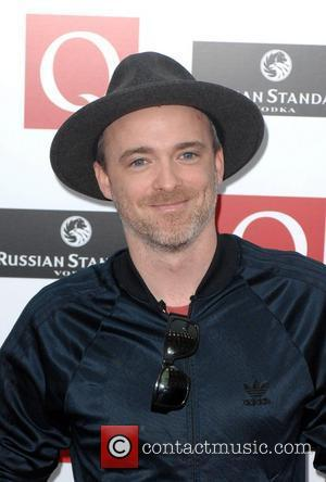 Fran Healy of Travis The 2008 Q Awards at the Grosvenor House Hotel - Arrivals London, England - 06.10.08
