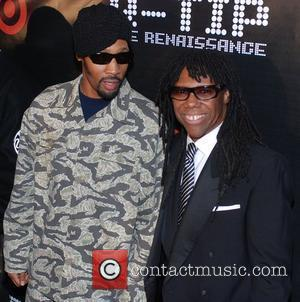 RZA and Nile Rodgers The album release party for Q-Tip's 'The Renaissance' hosted by Target at the Bowery Hotel New...
