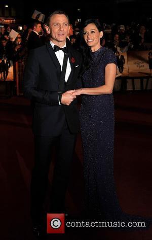 Daniel Craig and James Bond