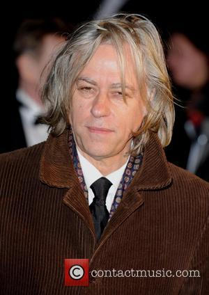Bob Geldof and James Bond