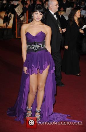 Gemma Arterton and James Bond