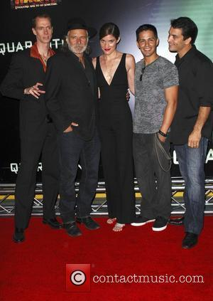 Doug Jones, Jay Hernandez, Jennifer Carpenter and Rade Serbedzija