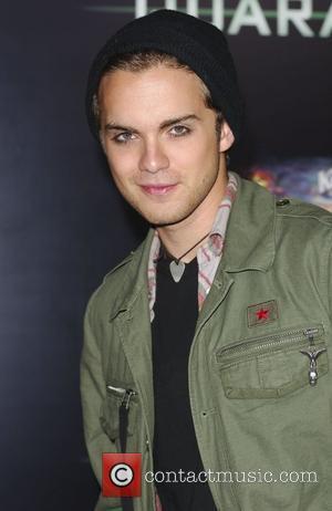 Thomas Dekker 'Quarantine' premiere held at the Knott's Scary Farm - Arrivals Los Angeles, California - 09.09.2008