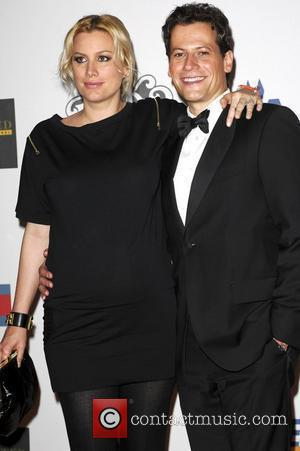 Ioan Gruffudd and Alice Evans The 16th annual Race to erase MS held at the Hyatt Regency century plaza...