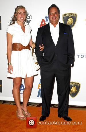 Jon Lovitz and Sofia The 16th annual Race to erase MS held at the Hyatt Regency century plaza  Los...