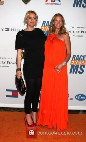 Alice Evans and Dee Ocleppo Hilfiger