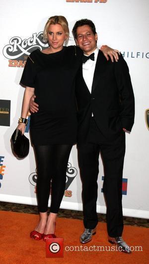 Alice Evans and Ioan Gruffudd