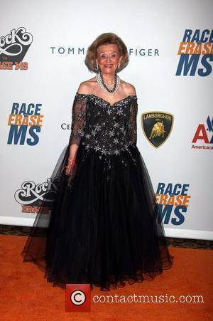 Barbara Davis The 16th annual Race to erase MS held at the Hyatt Regency century plaza  Los Angeles, California...