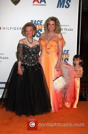 Barbara Davis, Nancy Davis and Daughter