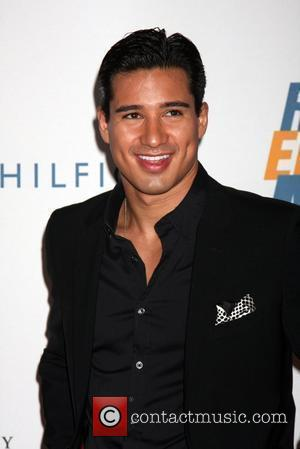 Mario Lopez The 16th annual Race to erase MS held at the Hyatt Regency century plaza  Los Angeles, California...