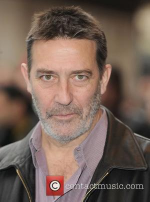 Ciaran Hinds  Uk premiere for 'Race to Witch Mountain' at the Odeon, West End London, England- 05.04.09