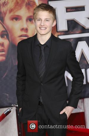 Alexander Ludwig Premiere of 'Race to Witch Mountain' held at the El Capitan Theatre - Arrivals Los Angeles, California -...