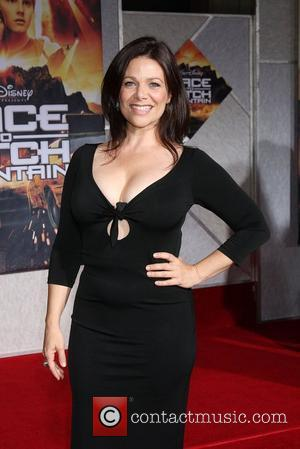 Meredith Salenger  Premiere of 'Race to Witch Mountain' held at the El Capitan Theatre - Arrivals Los Angeles, California...