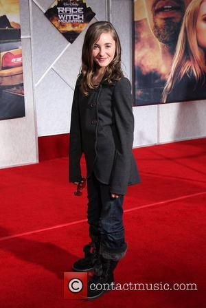 Rachel Fox  Premiere of 'Race to Witch Mountain' held at the El Capitan Theatre - Arrivals Los Angeles, California...