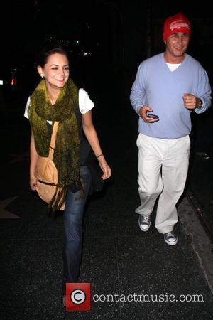 Rachael Leigh Cook seen outside Bardot nightclub. Los Angeles, California - 24.11.08