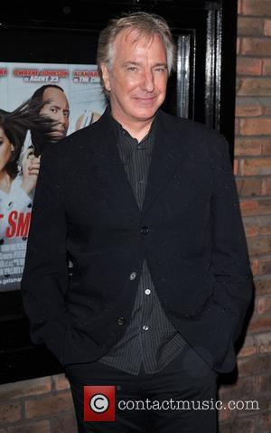 Rickman Felt Sorry For Movie Sex Partners