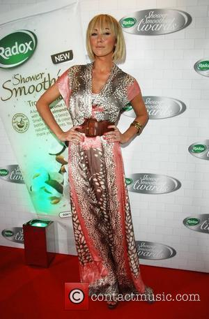 Jenny Frost  Radox Shower Smoothie Awards held at Shoreditch House London, England - 21.04.09 Mandaroy