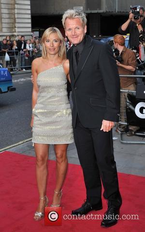 File Photos, Gordon Ramsay and Victoria Beckham