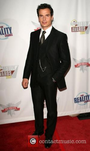 Antonio Sabato The Reality Awards at the Avalon Theater - arrivals Los Angeles, California - 24.09.08