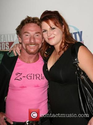 Danny Bonaduce and Amy Railsback
