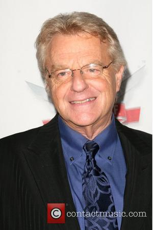 Jerry Springer The Reality Awards at the Avalon Theater - arrivals Los Angeles, California - 24.09.08