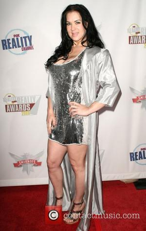 Joanie Laurer The Reality Awards at the Avalon Theater - arrivals Los Angeles, California - 24.09.08