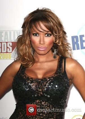 Traci Bingham The Reality Awards at the Avalon Theater - arrivals Los Angeles, California - 24.09.08