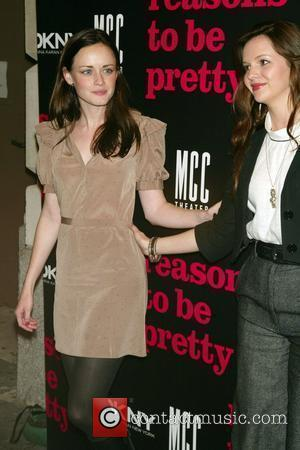 Alexis Bledel and Amber Tamblyn