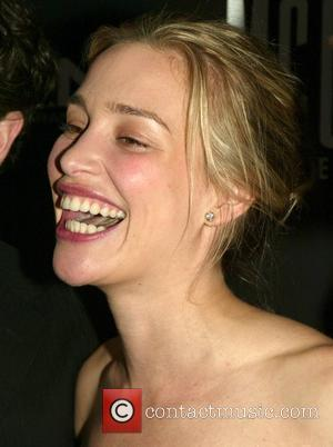 Piper Perabo Opening night of the Broadway play 'Reasons To Be Pretty' after party at the Hudson Terrace - Arrivals...