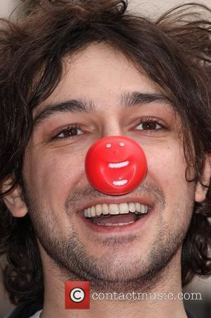 Alex Zane Red Nose Day - press launch held at the Empire Leicester Square London, England - 29.01.09