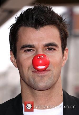 Steve Jones Red Nose Day - press launch held at the Empire Leicester Square. London, England - 29.01.09