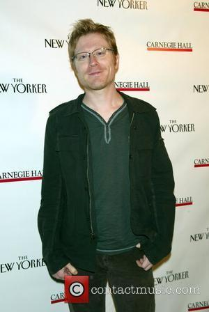 Anthony Rapp Revival: Broadway's Next Act, Panel Discussion held at Carnegie Hall's Zankel Hall-Outside Arrivals New York City, USA -...