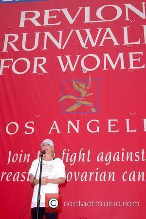 Christina Applegate 16th annual EIF Revlon Run/Walk for Women held at the LA Memorial Coliseum Los Angeles, California - 09.05.09