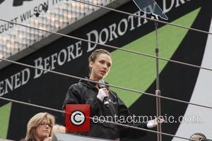 Times Square, Jessica Alba