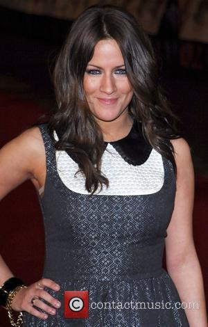 Caroline Flack  Revolutionary Road UK film premiere held at the Odeon Leicester Square - Arrivals London, England - 18.01.09