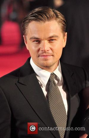Leonardo DiCaprio Revolutionary Road UK film premiere held at the Odeon Leicester Square - Arrivals London, England - 18.01.09