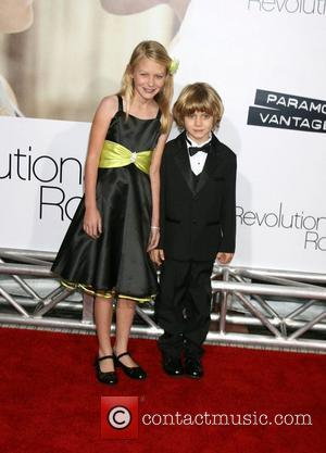 Ryan Simpkins and Ty Simpkins The World Premiere of 'Revolutionary Road' held at the Mann's Village Theater - Arrivals Los...