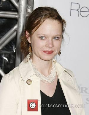 Thora Birch Los Angeles Premiere of 'Revolutionary Road' held at the Mann Village Theatre - Arrivals Los Angeles, California -...