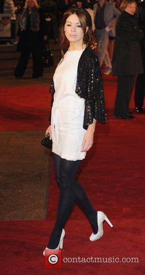 Roxanne McKee Revolutionary Road UK film premiere held at the Odeon Leicester Square - Arrivals London, England - 18.01.09