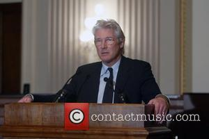 Gere Has High Hopes For China/tibet Relations