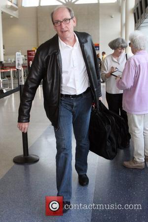 Richard Jenkins arriving at LAX airport. Los Angeles, California - 23.02.09