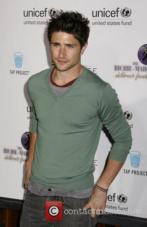 Matt Dallas Sony Cierge and The Richie-Madden Children's Foundation Private Cocktail Event Supporting UNICEF held MyHouse Los Angeles, California -...