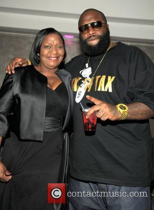 Rick Ross and His Mother Tommie Robert